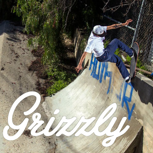 GRIZZLY GRIPTAPE 2018 SPRING COLLECTION